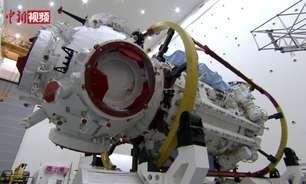 China vai mandar 3 taikonautas para sua Estação Espacial