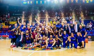 Barcelona é o campeão da temporada 2020/21 da Liga ACB