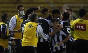 Invicto na Série B, Botafogo evolui no setor ofensivo e reforços começam a ter destaque na temporada