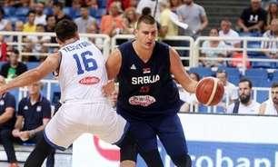 MVP da NBA, Nikola Jokic alega cansaço e não disputará o Pré-Olímpico pela Sérvia