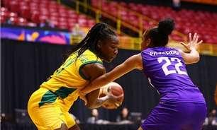 Seleção feminina de basquete atropela a Venezuela e avança às semifinais da Copa América