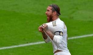 Sergio Ramos se despede do Real Madrid e diz sobre oferta com validade: 'Me surpreendi'