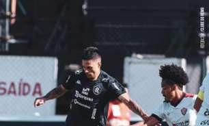 Jejum sem fim! Vitória segue sem vencer na Série B