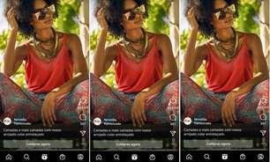 Reels, do Instagram, não escapam de propagandas e têm anúncios a partir desta semana