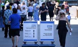 Com variante, Reino Unido tem maior nº de casos em 4 meses