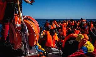 Itália abrirá corredor humanitário para 500 migrantes da Líbia