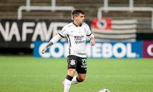 Fagner atinge marca importante de jogos pelo Corinthians