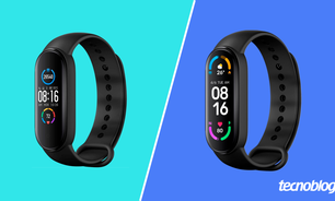 Xiaomi Mi Band 5 vs Mi Band 6: qual comprar?