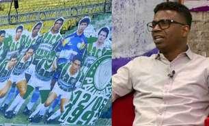 'Sou negro e tenho orgulho': Edílson diz que torcida do Palmeiras foi racista em excluí-lo de mosaico
