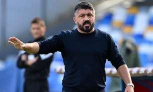 Tottenham pensa em contratação de Gattuso após demissão da Fiorentina