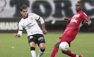 Corinthians abre o placar, mas sofre virada do Bragantino