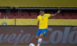 'Fominha', Danilo aposta em série de jogos para se consolidar um dos cotados da Seleção na Copa de 2022