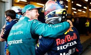 """Vettel diz que Pérez """"mostrou nos últimos dez anos"""" que merece carro vencedor"""