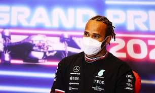 """Hamilton isenta Pirelli por estouros no GP do Azerbaijão: """"Não tivemos problemas"""""""