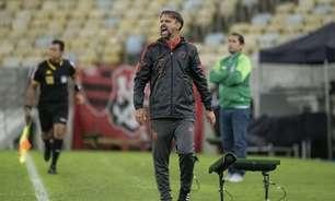 Mauricio Souza elogia Matheuzinho e destaca postura do Flamengo: 'Todos os jogadores se doando'