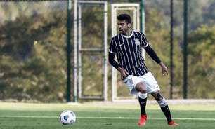 Com reforço de Léo Santos, Corinthians empata com Red Bull Bragantino no Brasileirão sub-23