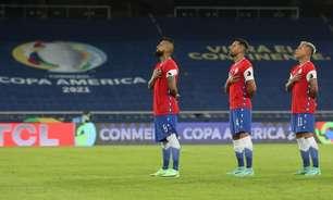 Bolívia e Chile anunciam casos de Covid-19 em delegações da Copa América