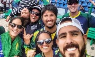 Rio de Janeiro recebe a Copa do Mundo de Beach Tennis