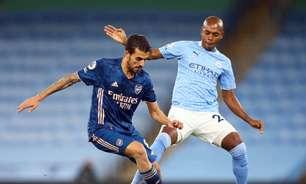 Manchester City renova com Fernandinho, diz imprensa inglesa