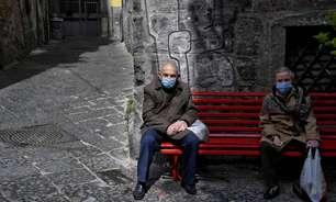 Cresce pressão por fim do uso obrigatório de máscara na Itália