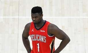Insatisfeitos, familiares de Zion Williamson querem vê-lo fora do Pelicans