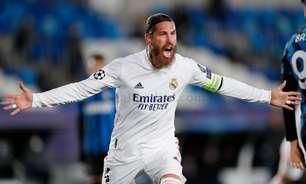 Em sua despedida do Real Madrid, Sergio Ramos despista sobre futuro: 'Não pensamos em nenhum time'