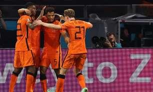 Holanda vence a Áustria, mantém 100% e se classifica
