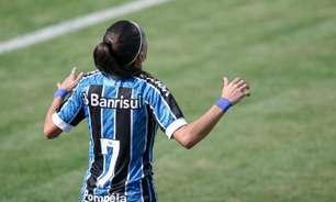 Pri Back, do Grêmio, analisa o GreNal do Brasileirão Feminino: 'Vai ser um jogo muito bom'