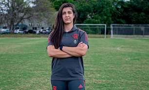 Flamengo anuncia Jaqueane Correa, nova auxiliar técnica do time feminino