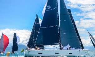 1ª etapa do Circuito de Velâ Oceânica de Ilhabela (SP) começa neste sábado