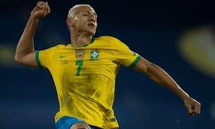 Perfil do Fluminense destaca semelhança entre gol de Richarlison e de Fred após vitória da Seleção