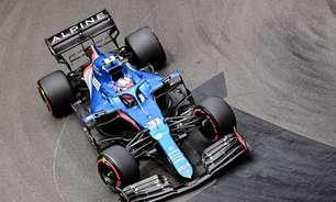 """Ocon se diz piloto """"só da Alpine"""" em novo contrato: """"Sem interações com Mercedes"""""""
