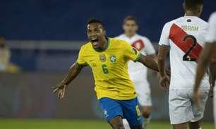 Autor do primeiro gol do Brasil, Alex Sandro destaca briga com Renan Lodi pela vaga de titular: 'Disputa sadia'