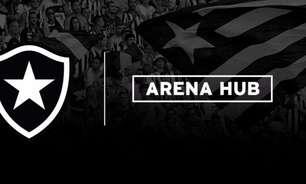 Botafogo anuncia parceria com a Arena Hub visando ações no Estádio Nilton Santos