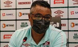 Roger nega conversa com Metinho, exalta Nene e vê André próximo de ter chances no Fluminense