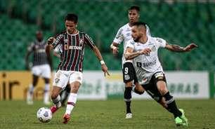 "Marcos Guilherme lamenta derrota no Maracanã: ""Estou indignado"""