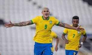 CBF oficializa pedido pela liberação de Pedro, do Flamengo, à Olimpíada