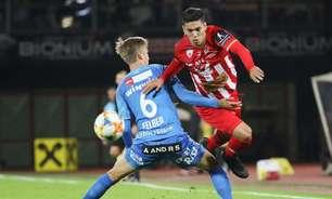 Vitinho comenta sobre acerto com o futebol lituano: 'Quero me adaptar rápido'