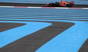 Sexta-feira deixa mistério: nem tudo é o que parece na luta Red Bull x Mercedes na França