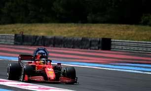 """Ferrari revela que abandonou desenvolvimento da SF21: """"Foco está em 2022"""""""