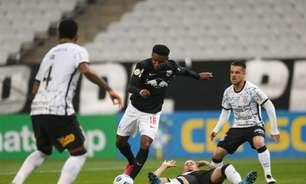 Corinthians tem apenas 33,3% de aproveitamento contra clubes da Série A na temporada