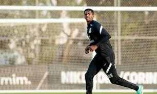 Jô se recupera de lesão e volta a ficar à disposição no Corinthians