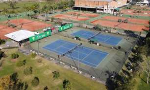 ADK Tennis realiza programa intensivo de treinamento em Itajaí