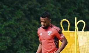 Luan inicia transição para o campo; volante do São Paulo é dúvida para o San-São