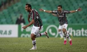 Após vitória, quatro jogadores do Fluminense são eleitos para seleção da rodada do Campeonato Brasileiro