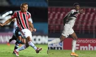 Sem contar com dois zagueiros titulares, desfalques no setor defensivo preocupam o São Paulo