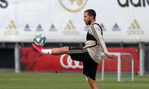 José Mourinho revela sobre Hazard: 'Péssimo treinando'