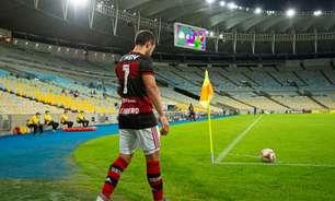 Há um ano, Flamengo voltava a jogar em meio à pandemia; diretoria, agora, se movimenta pelo retorno do público