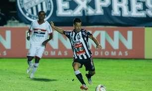 Thomaz, do Operário, fala sobre confronto contra o Cruzeiro: 'Precisamos das vitórias fora de casa'
