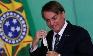 Após 2 dias, Bolsonaro diz lamentar 500 mil óbitos por covid